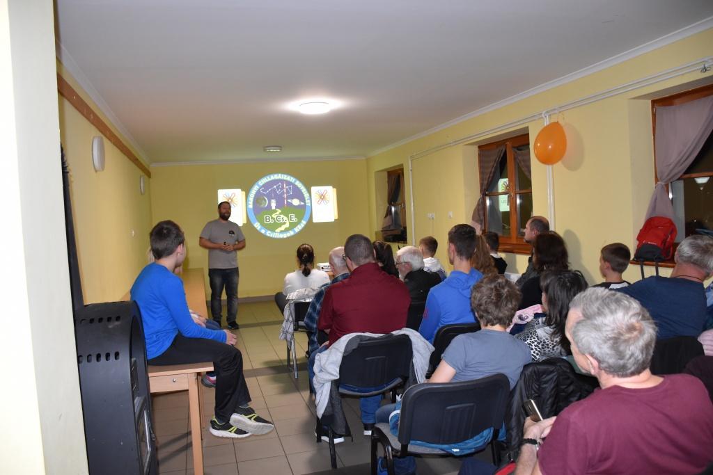 Bakonyi Csillagászati Egyesület klubfoglalkozások